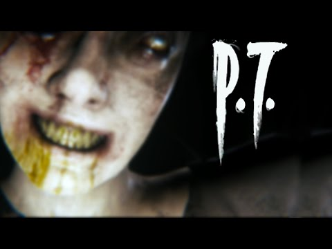 P.T. Silent Hills Playable Teaser