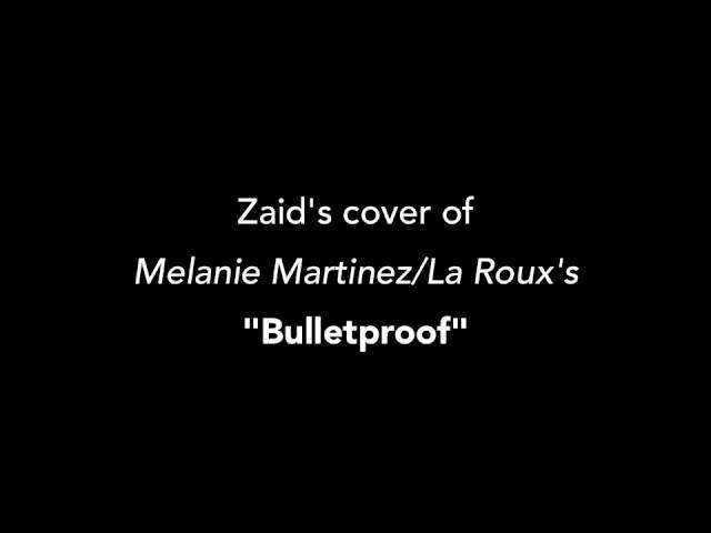 Cover Bulletproof La Rouxmelanie Martinez Chords Chordify