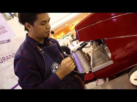 The Coffee Bean Brunei 2018 Barista Competition