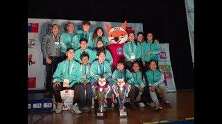 Premiación Final Nacional de Judo - Juegos Deportivos Escolares 2017