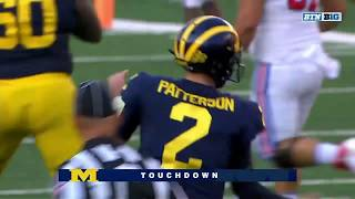 SMU at Michigan: Top 3 Plays of Third Quarter | Big Ten Football