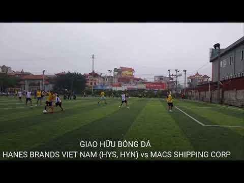 Hanes Brand VietNam (HYS, HYN) vs Macs Shipping Corp