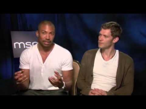The Originals Talk from Claire, Joseph, Charles Phoebe