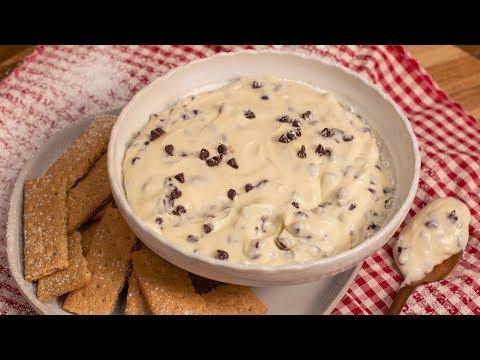 How To Make Cookie Dough Dip
