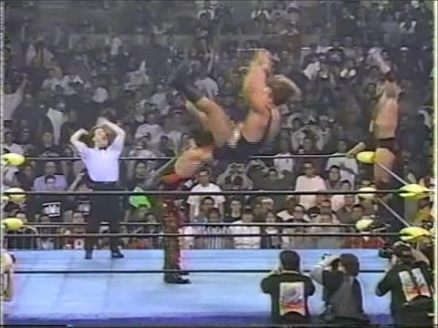 Big Sexy Kevin Nash Jackknife Powerbomb TRIBUTE