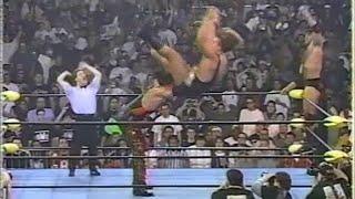 Big Sexy Kevin Nash Jackknife Powerbomb TRIBUTE