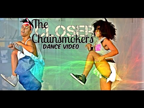 Closer - The Chainsmokers Dance  Thi  Part Rayne