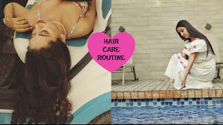 Hair Care Routine | Before wash, While wash, After wash | Baanipreet Kaur