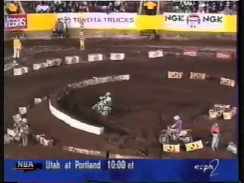 1998 Los Angeles Supercross (Round 1 of 16)