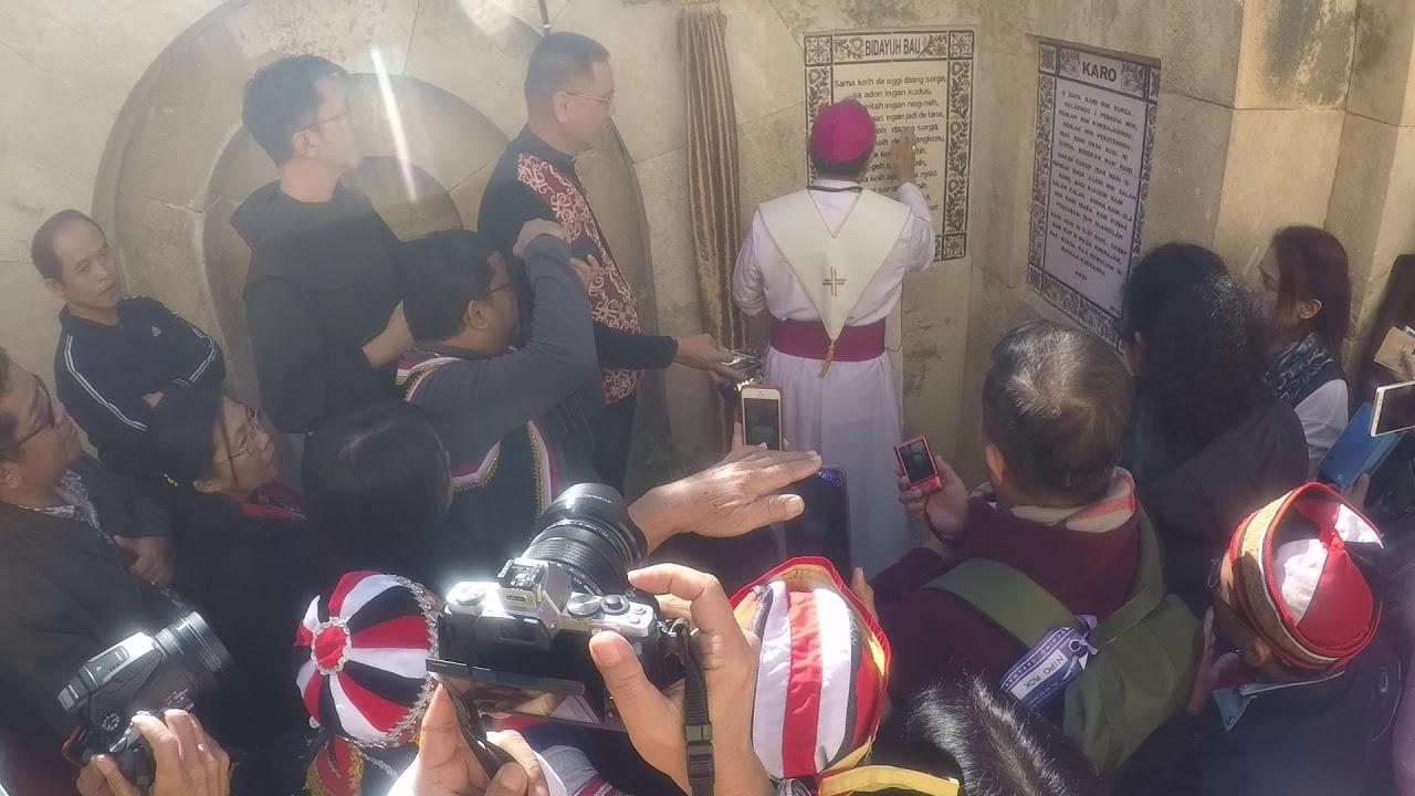 The Lord S Prayer In Bidayuh Youtube