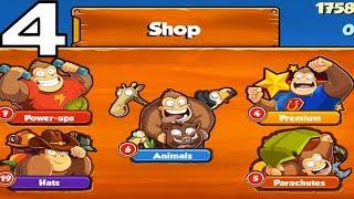 Banana Kong - Gameplay Walkthrough Part4 - (iOS, Android)