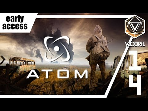 Atomic Fallout - Let's Play Atom RPG Part 14 - Early Access - Indie Isometric RPG - Playthrough