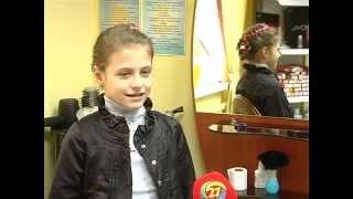 плетение, Французская коса, детские прически