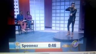 Download SPOONAZ-[ LIVE TVJ SMILE JAMAICA PERFORMANCE]  AUG 2013 MP3 song and Music Video