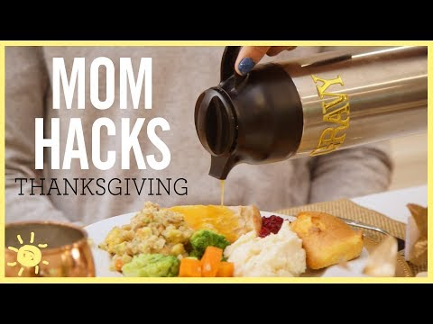 James Burlander - The Only Thanksgiving Hacks You'll Ever Need