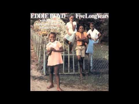 Eddie Boyd with Big Mama Thornton - Hound Dog ( Five Long Years ) (bonus same session) cd 1994
