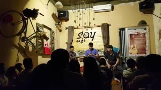 Hẹn một mai - Hoàng Thân ft guitar Tân Bo ft cajon Khoa Âu