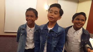 TNT Boys can also dance