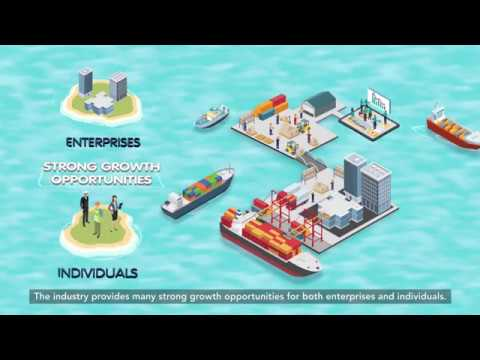 Sea Transport Industry Digital Plan For Ship Agency Sub-sector