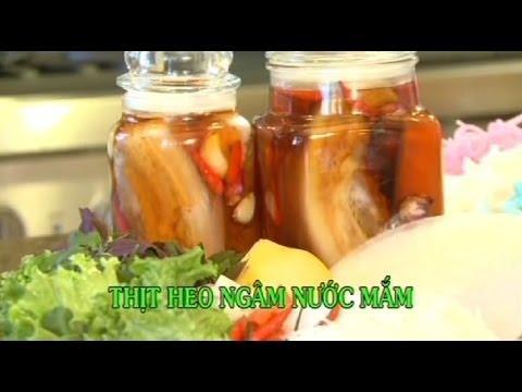 Thịt Heo Ngâm Nước Mắm - Xuân Hồng