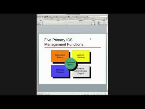 Incident Command System Introduction