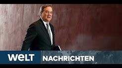 CORONA-OSTERN: Ansprache von NRW-Ministerpräsident Armin Laschet