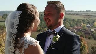 Zita & István wedding highlights by Nova Film Studio