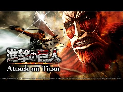 Attack on Titan: Wings of Freedom (PC) 15-3 Resupply Operation