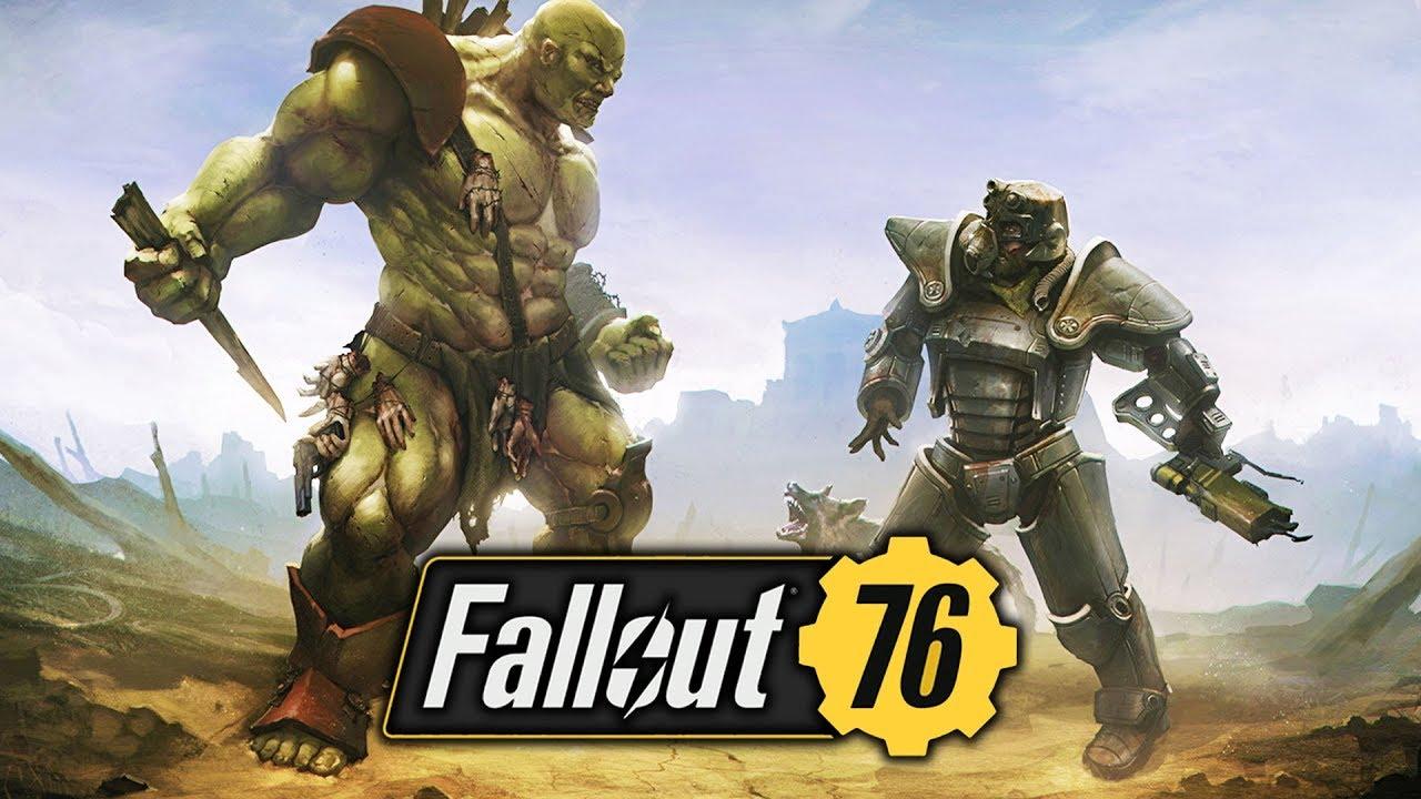 Fallout 76 - NEW Info! Top Secret Facilities! Supermutant ...