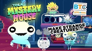 Grow Strange + Cute Creatures in Toca Mystery House
