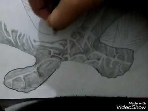 Karakalem Yaprak Resmi Youtube