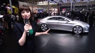 Mercedes Benz Concept Style Coupe 2012 Videos