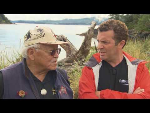 Rick and Haida Gwaii