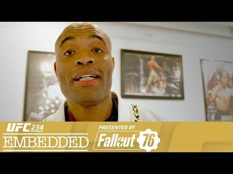 UFC 234 Embedded: Vlog Series - Episode 1