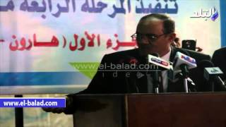 بالفيديو والصور .. جمال الدين: تنفيذ خطوط المترو الستة يمنع تحويل شوارع القاهرة إلى جراج
