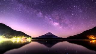 星空タイムラプス 4k☆富士山のある星景色☆#9 Mt.fuji Starry Night Timelapse Japan