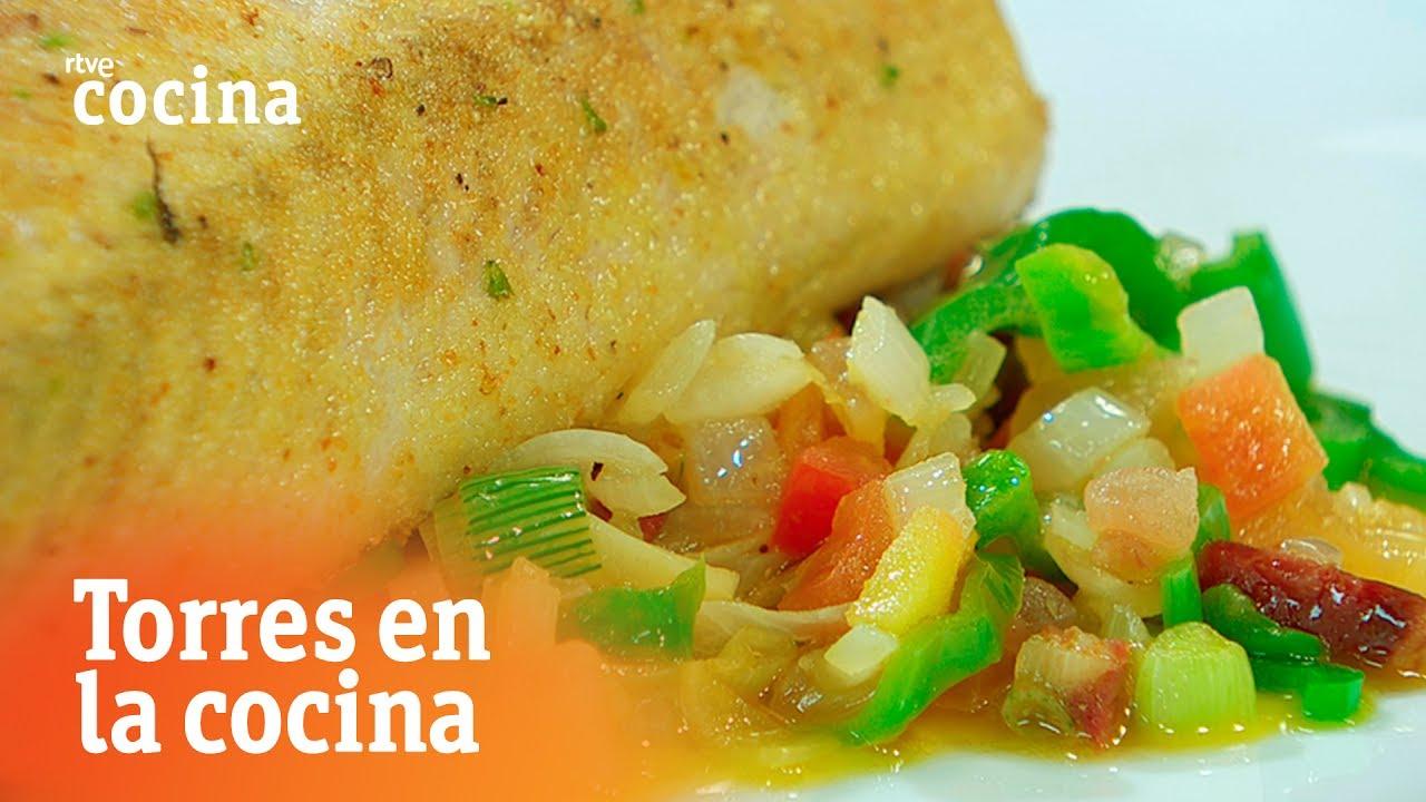 Bonito con fritada torres en la cocina rtve cocina for Torres en la cocina youtube