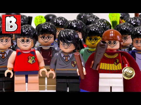 Every LEGO Harry Potter Minifigure Ever Made!!! | Collection Review!