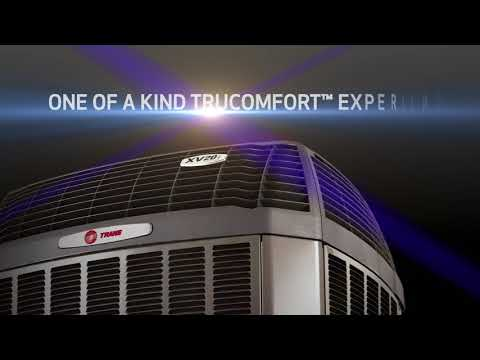 Trane XV20i TruComfort™ Variable Speed Air Conditioner
