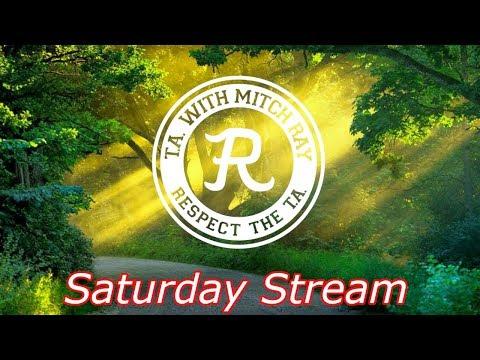 Bitcoin Live : BTC Saturday Stream. Episode 555 - Crypto Technical Analysis