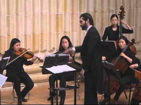 Karl Jenkins 'Palladio': Mathematically Structured Music