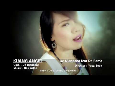KUANG ANGET - DE DIANDANA Feat DE RAMA