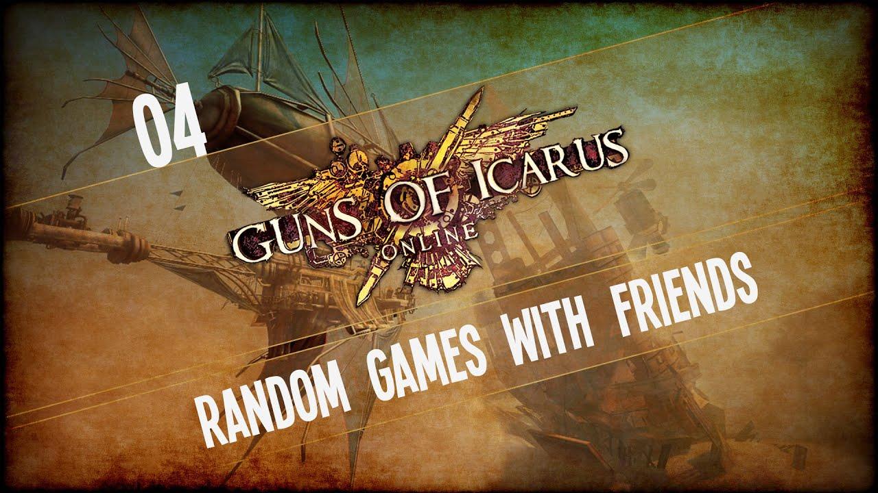 random games with friends guns of icarus online good shot youtube. Black Bedroom Furniture Sets. Home Design Ideas