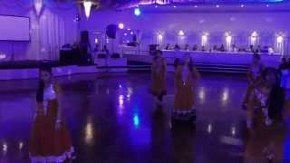 TAMIL CHRISTIAN FOLK DANCE (BLESSING DANCE )