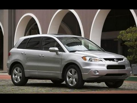 2007 Acura RDX - First Drive Review - CAR and DRIVER