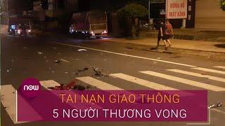 Bình Phước: 2 vụ tai nạn giao thông, 5 người thương vong | VTC Now