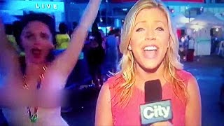 10 Most Hilarious News Videobombs