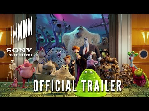 HOTEL TRANSYLVANIA 3: SUMMER VACATION - Official Trailer (HD