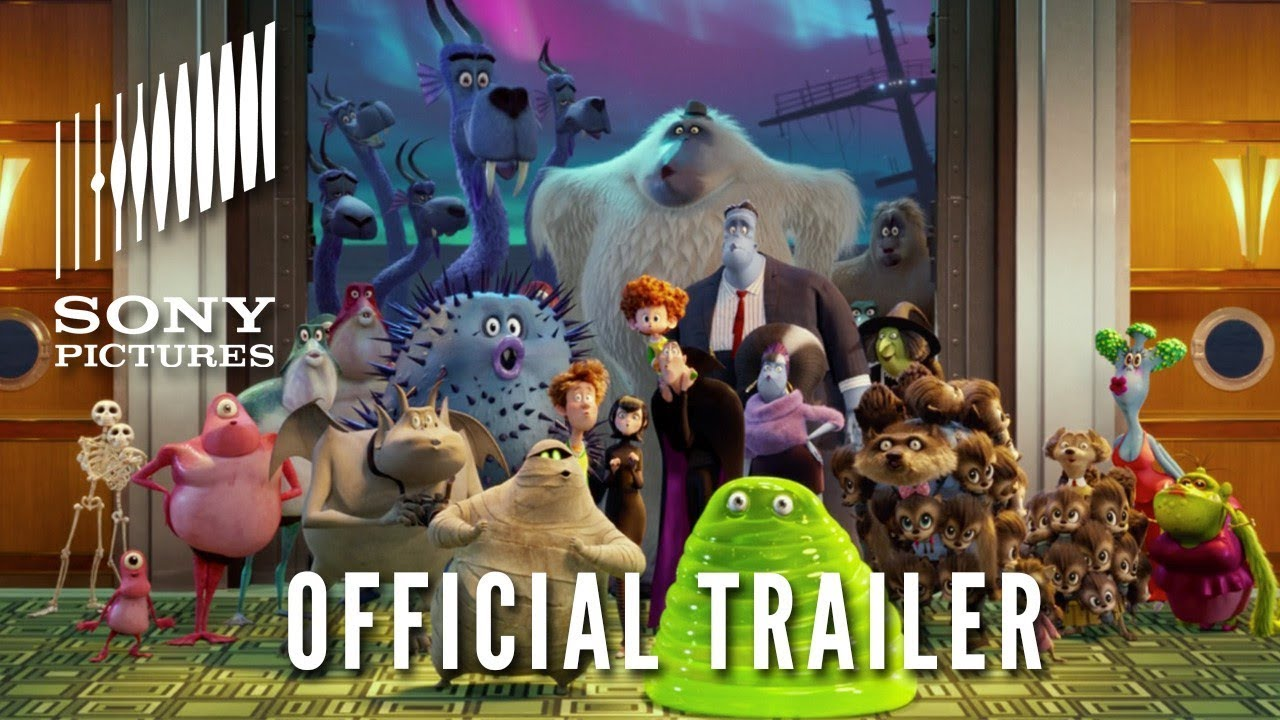 HOTEL TRANSYLVANIA 3: SUMMER VACATION - Full Movie Watch Online
