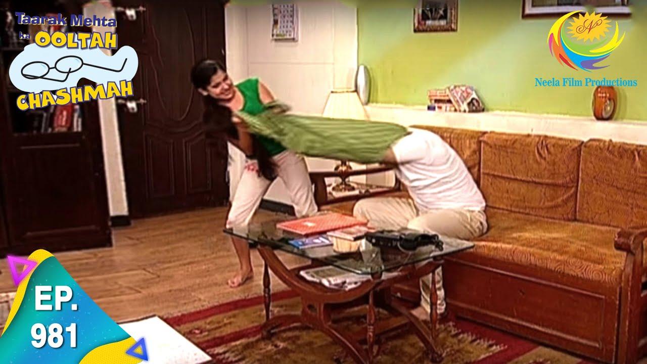 Download Taarak Mehta Ka Ooltah Chashmah - Episode 981 - Full Episode